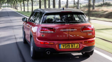 MINI Clubman - rear