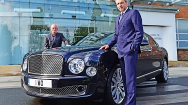 Our man Ken Gibson meets Bentley boss Wolfgang Durheimer at HQ in Cheshire to see how the luxury car brand is pushing the boundaries and expanding, whilst remaining exclusive like it always has done.