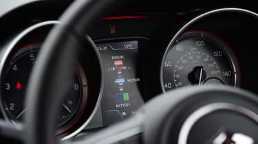 Suzuki Swift - steering wheel detail