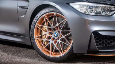 BMW M4 GTS UK 2016 - wheel