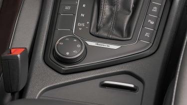 SEAT Tarraco - interior detail
