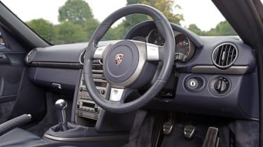 Used Porsche Boxster - interior