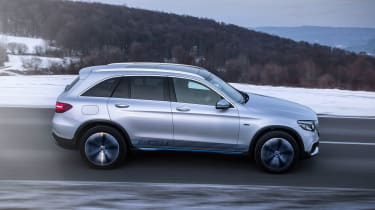 Mercedes GLC F-CELL - side