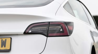 Tesla Model 3 - rear light