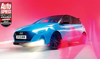 Hyundai i20 N - header