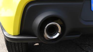 Suzuki Swift Sport long-term test - Exhaust
