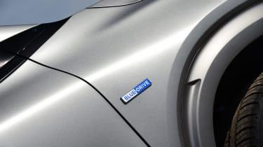 Hyundai Nexo - side detail