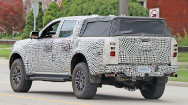 Ford Ranger - spyshot 6