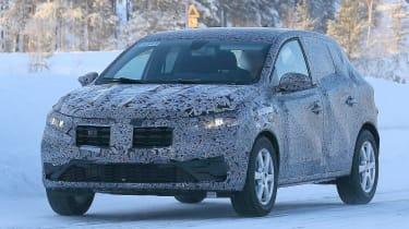 Dacia Sandero 2020 - front