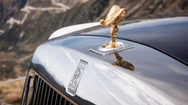 Rolls-Royce Phantom - bonnet ornament