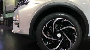 DS 7 Crossback E-Tense - Paris - Wheel