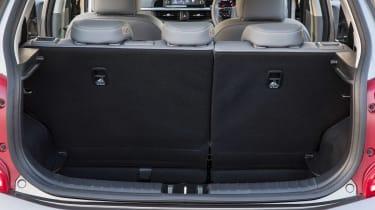 Kia Picanto X-Line - boot