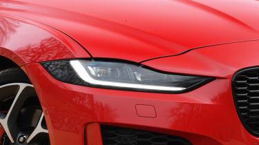 Jaguar XE - front light