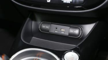 Kia Soul Sport - USB