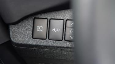 Toyota Mirai - buttons detail