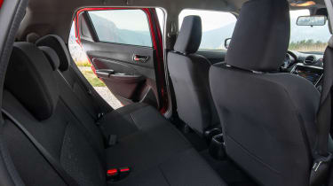 New Suzuki Swift 2017 - Vosper rear seats