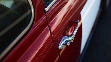David Brown Mini Remastered - door handle
