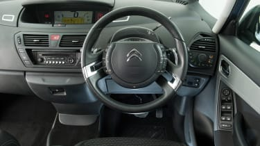 Used Citroen C4 Picasso - dash