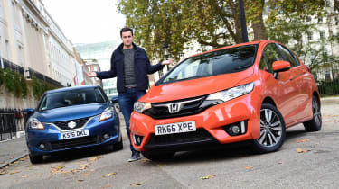 Honda Jazz long-term first report - header