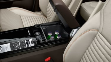 Land Rover Discovery 2017 - official centre console 2