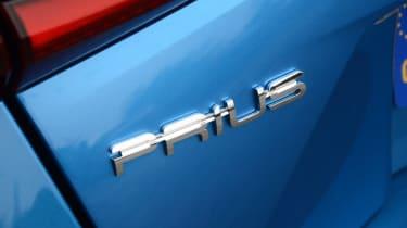 Toyota Prius - badge