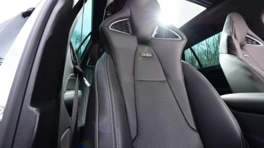 Vauxhall Insignia GSi Sports Tourer - front seat