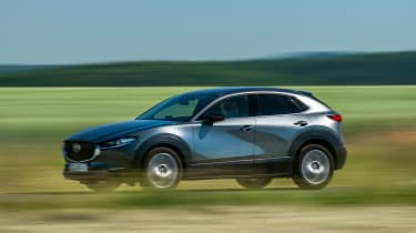 Mazda CX-30 - front/side
