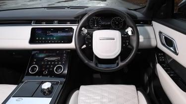 Range Rover Velar SVAutobiography Dynamic - dash