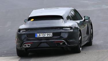 Porsche Taycan Sport Turismo - spyshot 7