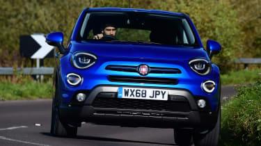 Fiat 500X - Front Cornering