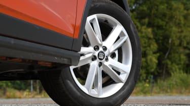 SEAT Arona wheel