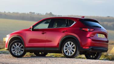 Used Mazda CX-5 - rear