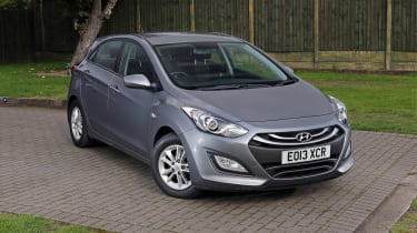 Used Hyundai i30 - front