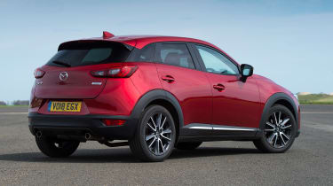 Mazda CX-3 - rear