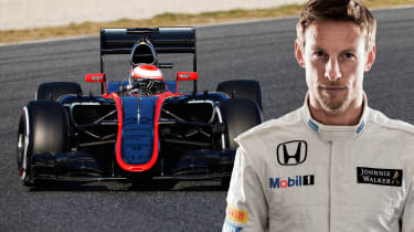 We met with Jenson Button at the 2015 Geneva Motor Show.