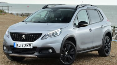 Peugeot 2008 - front static