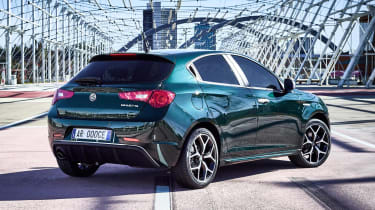 Alfa Romeo Giulietta Veloce - rear