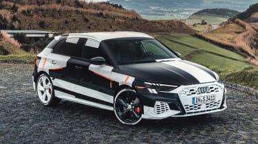 Audi S3 prototype - front static