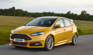 Ford Focus ST - front