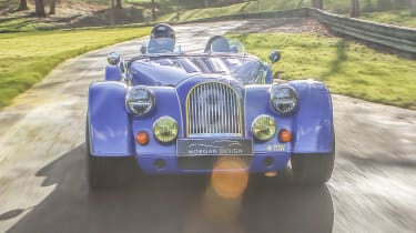 Morgan Plus 8 50th Anniversary Edition - front