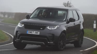 Land Rover Discovery HSE Si6 - front cornering