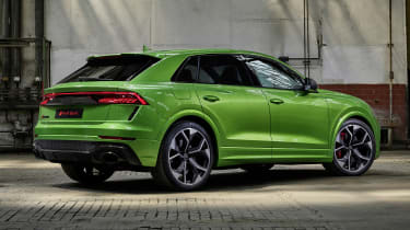 Audi RS Q8 - rear/side
