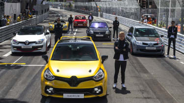 Renault Clio RenaultSport R.S.16 official - Monaco reveal