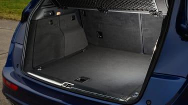 Used Audi Q5 - boot