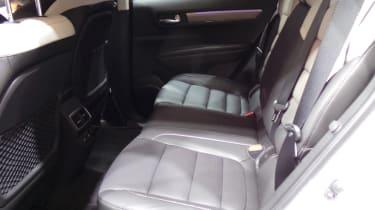 Renault Koleos - Paris rear seat