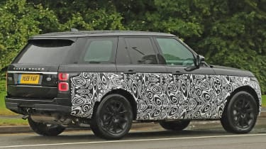 Range Rover - spyshot 5