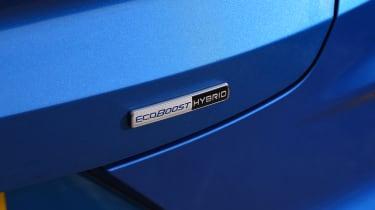 Ford Puma - badge