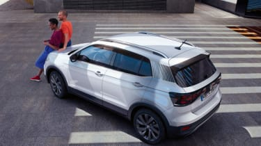 VW T-Cross first edition