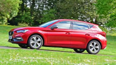 SEAT Leon e-Hybrid long termer - first report side
