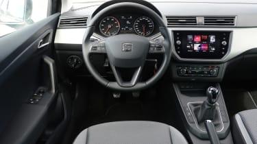 New SEAT Ibiza - dash